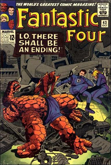 Fantastic Four (1961) 43-A by Marvel