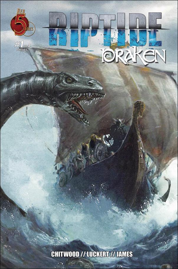 Riptide: Draken 1-B by Red 5 Comics