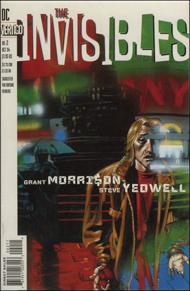Invisibles (1994) 2-A by Vertigo