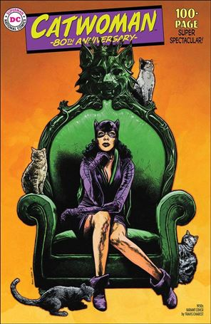 Catwoman 80th Anniversary 100-Page Super Spectacular 1-C