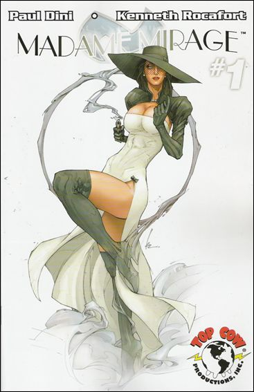 Madame Mirage 1-F by Top Cow