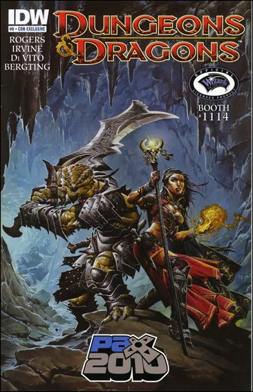 Dungeons & Dragons 0-F by IDW