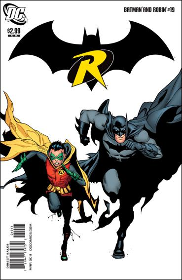 Batman and Robin (2009) 19-A by DC