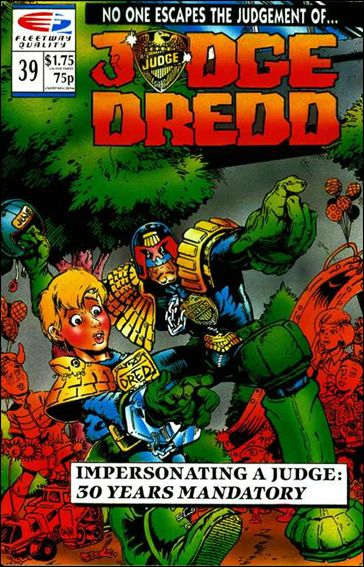 Judge Dredd (1986) 39-A by Quality Comics