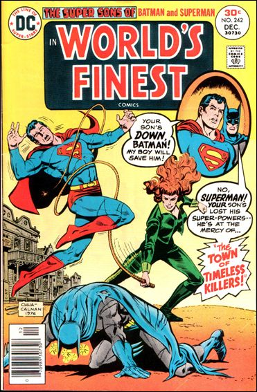 World's Finest Comics 242-A by DC