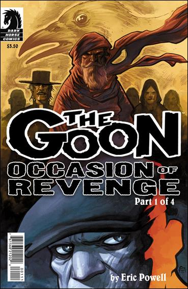 Goon: Occasion of Revenge 1-A by Dark Horse