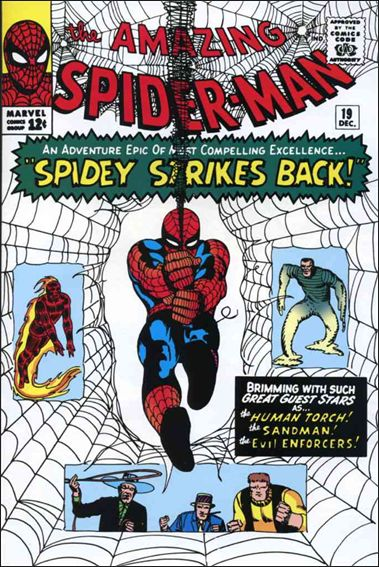 Amazing Spider-Man (1963) 19-A by Marvel