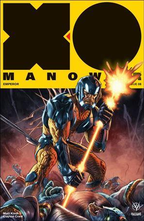 X-O Manowar (2017) 8-A