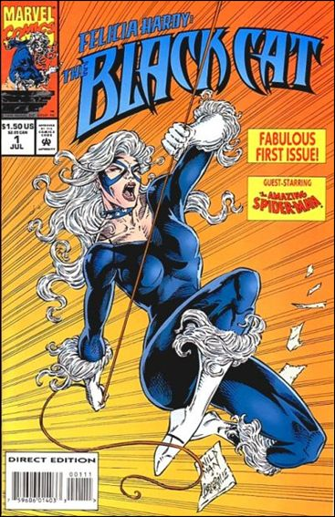 Felicia Hardy: The Black Cat 1-A by Marvel