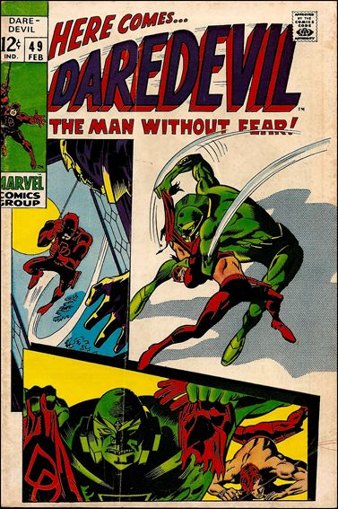 Daredevil (1964) 49-A by Marvel