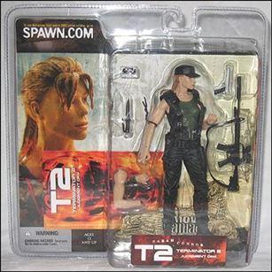 Movie Maniacs (Series 5) Sarah Conner (Terminator 2)