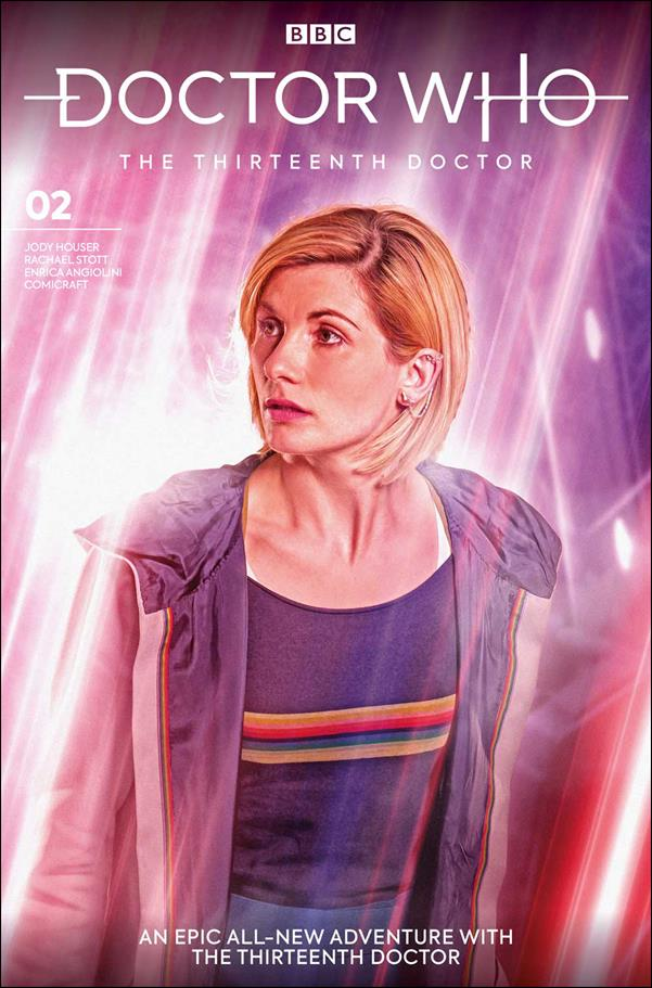 Doctor Who: The Thirteenth Doctor 2-B by Titan
