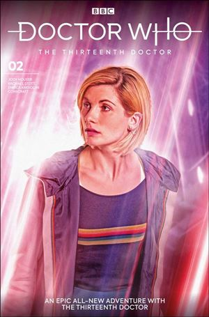Doctor Who: The Thirteenth Doctor 2-B