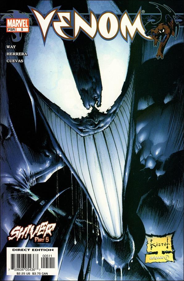 Venom (2003) 5-A by Marvel