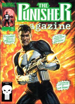 Punisher Magazine 13-A