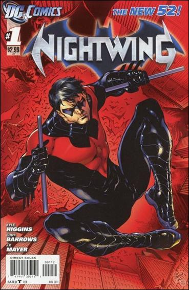Nightwing (2011) 1-B by DC