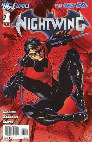 Nightwing (2011) 1-B