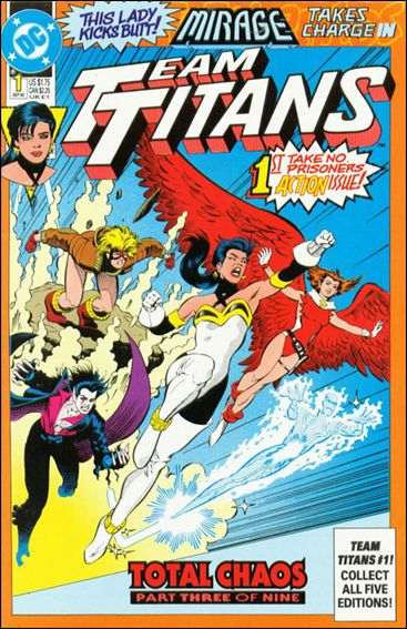 Team Titans 1-C by DC