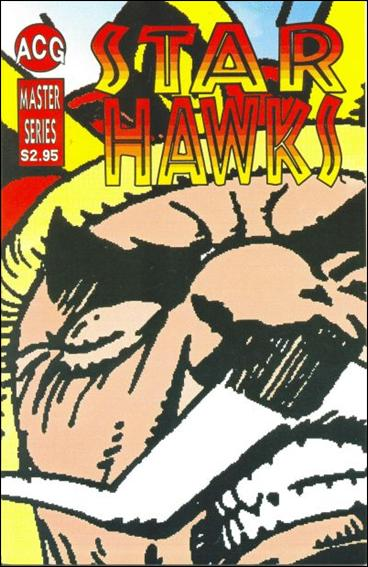 Star Hawks 4-A by America's Comic Group (ACG)