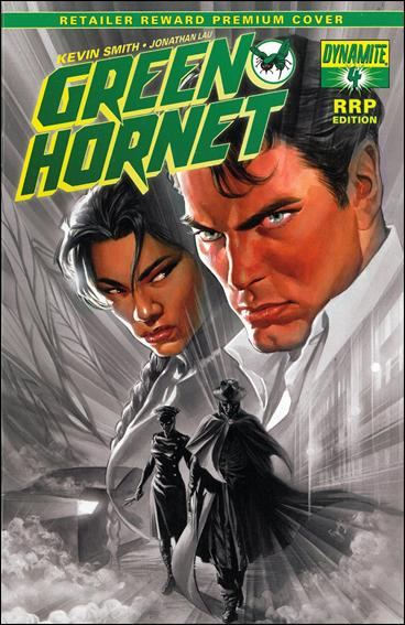 Green Hornet (2010) 4-E by Dynamite Entertainment
