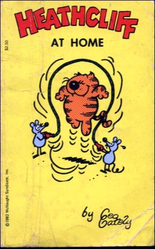 Here's Heathcliff 4-A by Tor Books