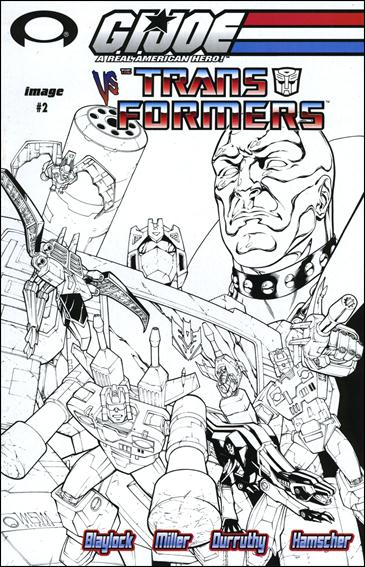 G.I. Joe vs the Transformers (2003) 2-B by Image