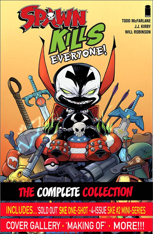 Spawn Kills Everyone: The Complete Collection nn-A by Image
