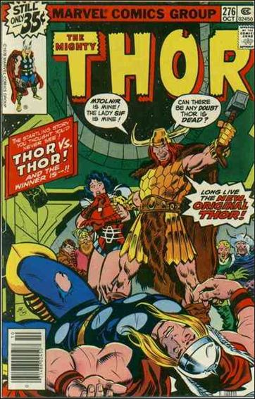 Thor (1966) 276-A by Marvel