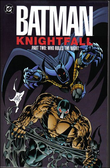 Batman: Knightfall (2000) 2-B by DC