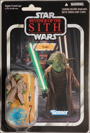 "Star Wars: Vintage Collection 3 3/4"" Figures Yoda by Hasbro"