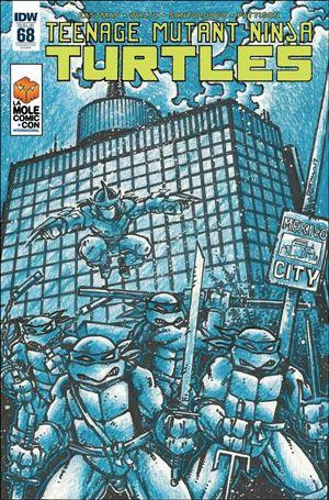 Teenage Mutant Ninja Turtles (2011) 68-F