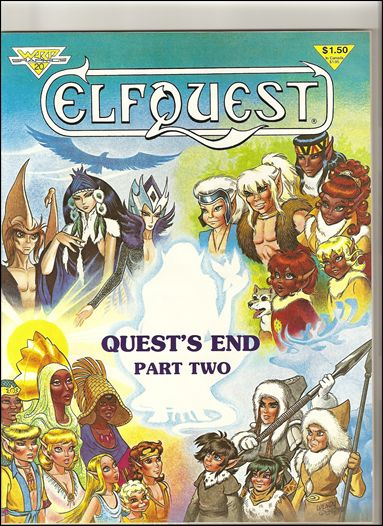 ElfQuest (1978) 20-A by Warp Graphics