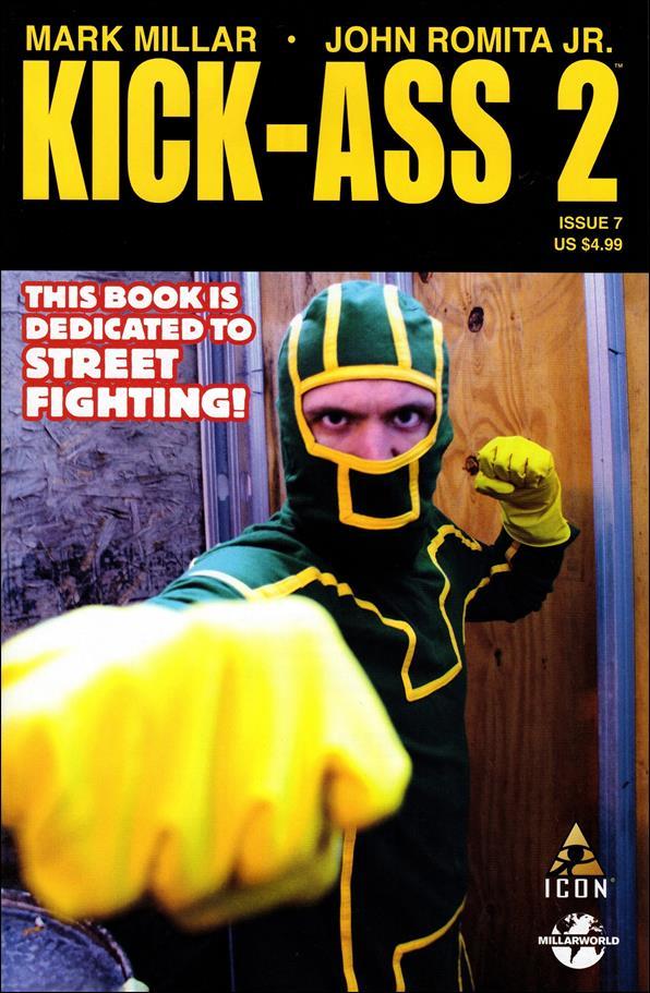 Kick-Ass 2 7-B by Icon