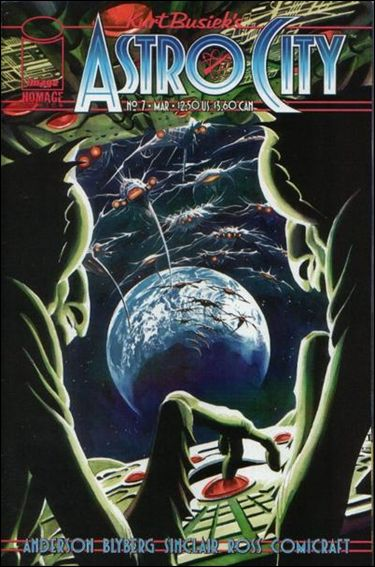Kurt Busiek's Astro City (1996) 7-A by Homage Comics