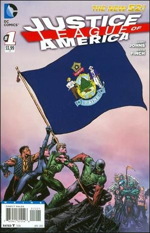 Justice League of America (2013)  1-MT by DC