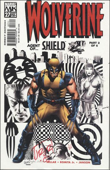 Wolverine (2003)  27-C by Marvel