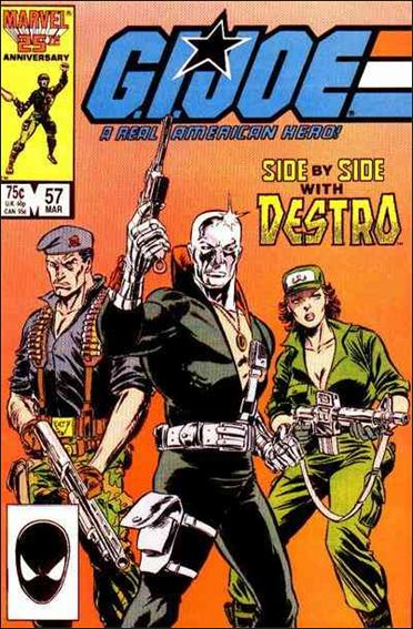 G.I. Joe: A Real American Hero 57-A by IDW