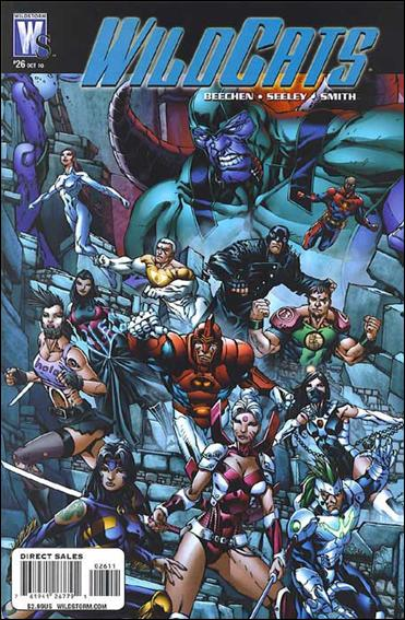 Wildcats (2008) 26-A by WildStorm