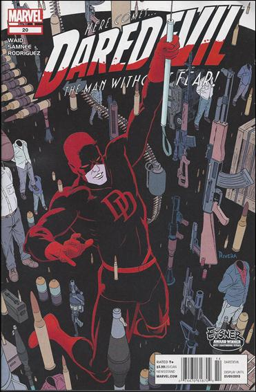 Daredevil (2011) 20-B by Marvel