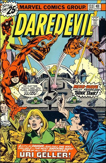 Daredevil (1964) 133-A by Marvel