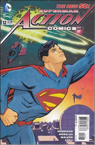 Action Comics (2011) 12-D by DC