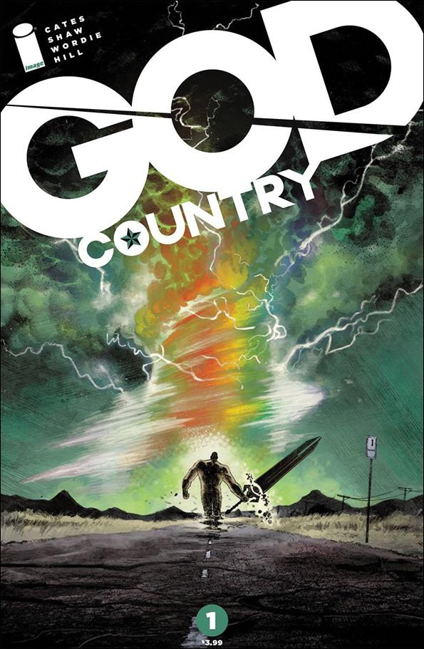 God Country 1-A by Image