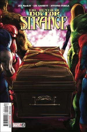 Death of Doctor Strange 2-A