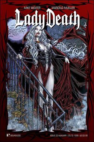 Lady Death (2010) 23-F