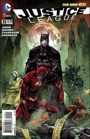 Justice League (2011) 35-A