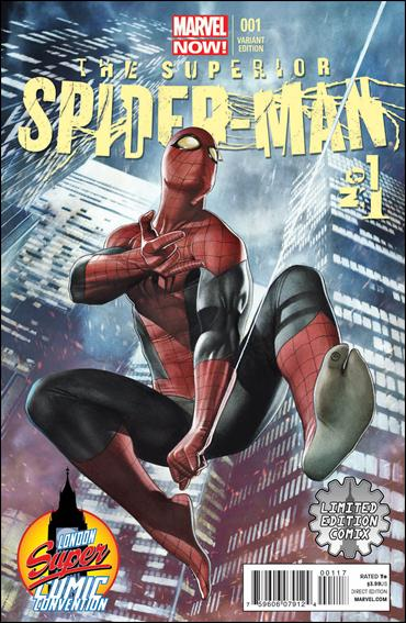 Superior Spider-Man 1-K by Marvel