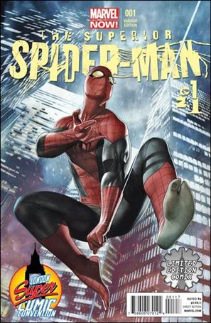 Superior Spider-Man 1-K