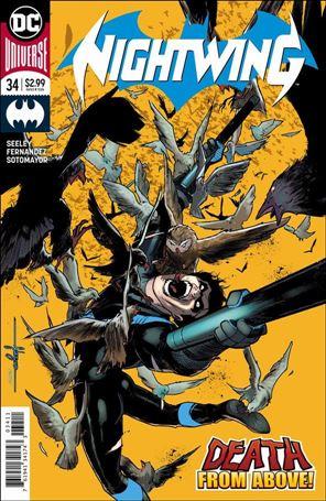 Nightwing (2016) 34-A