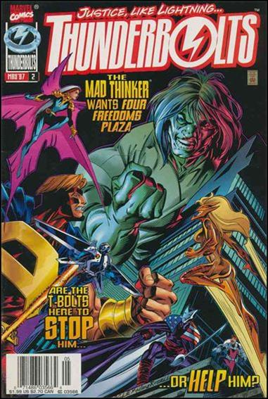 Thunderbolts (1997) 2-C by Marvel