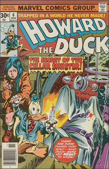 Howard the Duck (1976) 6-A by Marvel